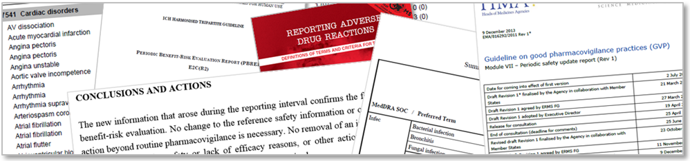 Periodic Safety Reports & Medical Writing
